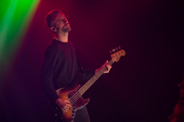 MEW perform at JBTV, August 12, 2017